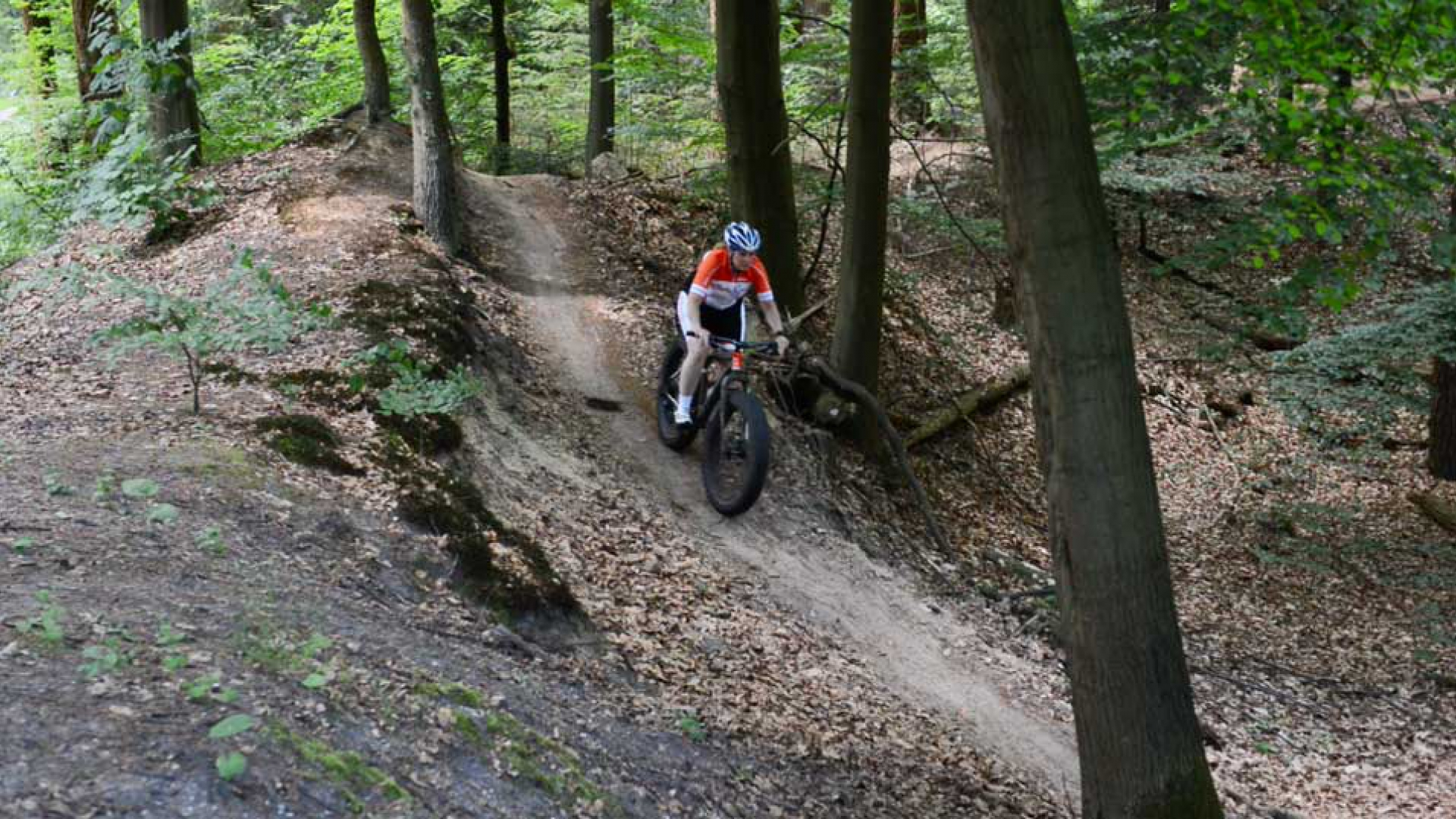 Beginner mountainbike clinic