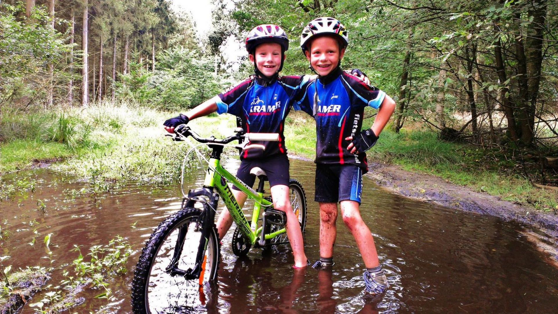 Kids mountainbike clinic